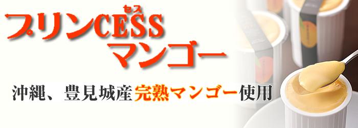 プリンcessマンゴー 沖縄豊見城産完熟マンゴー使用
